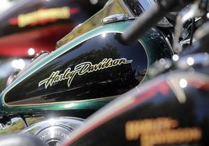 У Києві відбудеться виставка ретро-байків Harley Davidson