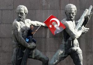 Туреччина - заворушення - Ердоган - туристи - потік