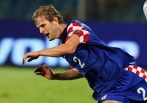 Тренер сборной Хорватии выгнал защитника Днепра из команды