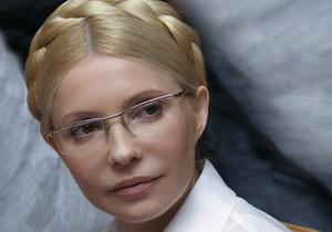 Тимошенко вітає проведення зустрічі лідерів опозиції з Януковичем