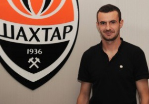 Шахтер подписал на четыре года украинского защитника