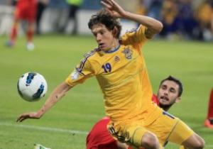 Украина на выезде разгромила сборную Черногории