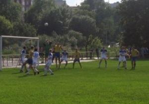 Матч второй лиги Украины закончился нападением на судью