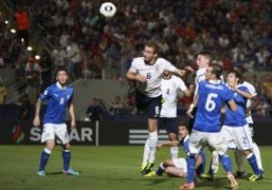 Молодежное Евро-2013: Сборная Италии впечатляюще обыгрывает Англию