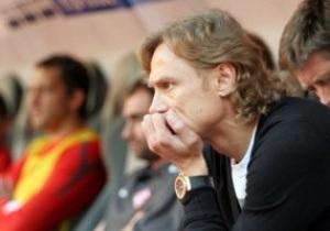 Тренер Спартака: Вукоєвич повертається в Динамо