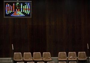 Непристойний жарт депутата зірвав виступ міністра у Кнесеті