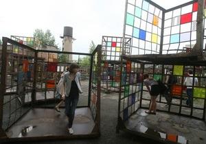 Корреспондент: Припіднята цілина. У Донецьку з'явилася арт-зона міжнародного рівня