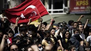 У Туреччині поновилися протести попри вибачення віце-прем єр-міністра