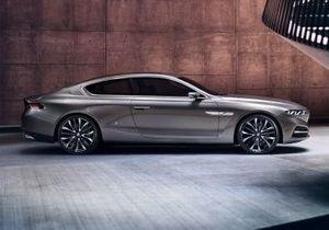 BMW Gran Lusso Coupe - BMW зробить з новітнього концепту повноцінну модель
