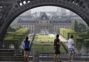 Гостинність - рейтинг - міста - Париж