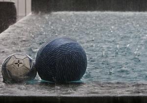 Погода в Україні - На початку тижня в Україні очікуються грози і шквалистий вітер