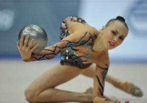 Художественная гимнастика. Украинки стали вице-чемпионками Европы