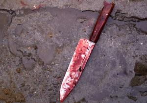 Новини Києва - напад на лікаря - У Київській області затримали чоловіка, який завдав дев ять ножових поранень лікарю районної поліклініки