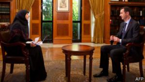 Асад: Сирія відповість Ізраїлю на будь-яку агресію