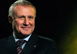 У ФФУ прокоментували призначення Суркіса віце-президентом UEFA