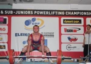 Украинский солдат побил рекорд и стал чемпионом мира по пауэрлифтингу