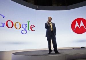 Motorola і Google