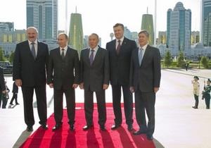 Митний союз - Янукович - Ъ: У МС ведуться переговори про повноцінне членство України в союзі