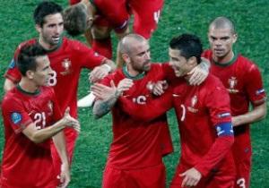 Украина планирует провести товарищеские матчи со сборной Португалии