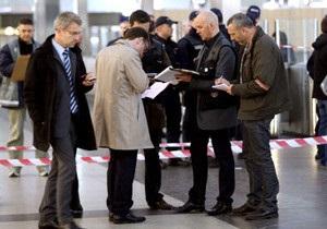 У Франції затримали підозрюваного у нападі на солдата