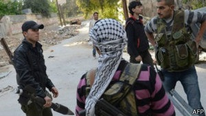 Сирійські повстанці критикують опозиційну коаліцію