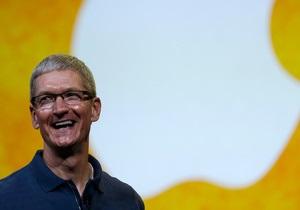iWatch - новини Apple - Тім Кук - Глава Apple побічно підтвердив розробку iWatch