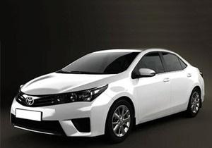 Нові автомобілі-Toyota Corolla - В інтернеті з явилися фотографії нової Toyota Corolla