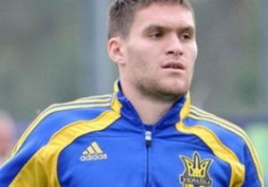 Участие Селина в матчах сборной Украины под вопросом
