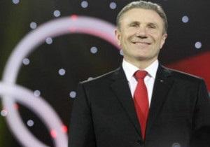 Бубка став кандидатом у президенти МОК