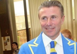 Сергей Бубка поборется за пост президента Международного олимпийского комитета