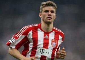 Мюллер: Золотий м яч у цьому сезоні повинен отримати гравець Баварії