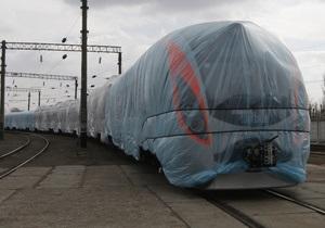 Поїзди в Крим - Укрзалізниця - Донецьк-Сімферополь - Сьогодні Укрзалізниця відправила перші швидкісні поїзди в напрямку Криму