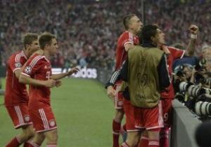 Фінал Ліги Чемпіонів: Баварія вигризає перемогу у Боруссії