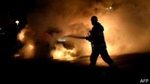 Протести у Стокгольмі поширились на інші міста