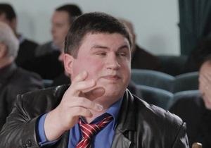 Батьківщина заявила, що підозрюваний у вбивстві депутат у березні був виключений з партії