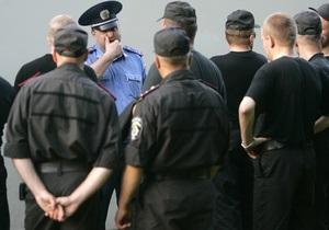 Міліція - МВС - захист - Корреспондент: Українська міліція перетворюється на загрозу для співвітчизників