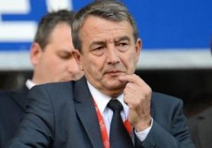 Президент Футбольного союза Германии: На финале Лиги чемпионов придется сидеть смирно