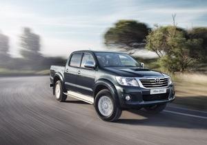 Toyota Hilux - тест-драйв