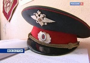 Росія - поліцейський - крадіжка - сигарети
