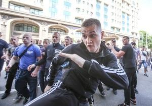 Нас жорстоко підставили: Учасник бійки 18 травня заявив, що спортсмени працювали на Партію регіонів