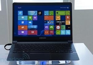 Samsung представив ноутбук із рекордною роздільною здатністю екрану