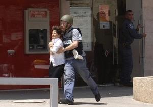 Стрілянину в ізраїльському банку влаштував клієнт через відмову в кредиті – ЗМІ