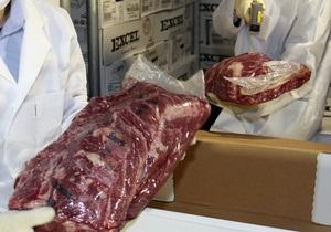 Сотні тонн м яса із Нової Зеландії затримано на кордоні КНР
