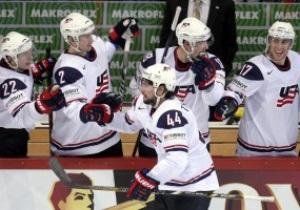 Сборная США завоевала бронзу на чемпионате мира по хоккею