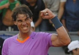 Надаль разгромил Федерера в финале Мастерса в Риме
