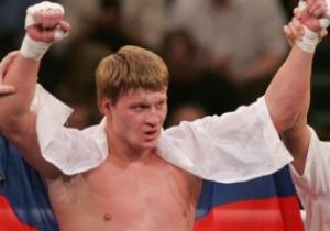 Олександр Повєткін швидко впорався із польським суперником