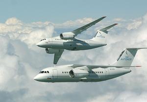 Ан-148 - літаки - Росія виділить мільйони доларів на закупівлю Ан-148