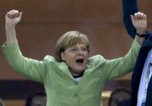 Ангела Меркель приїде на німецький фінал Ліги чемпіонів