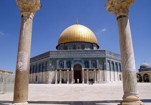 Ізраїль - туризм - Храмова гора