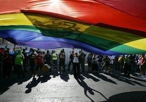 новини Києва - гей-парад у Києві - Міська влада пропонує перенести гей-парад у Києві на інший день